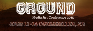 Ground Media Art Conference